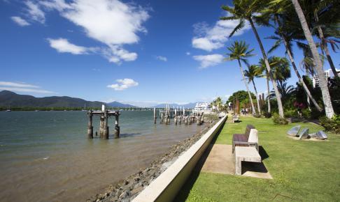 Cairns havnefront