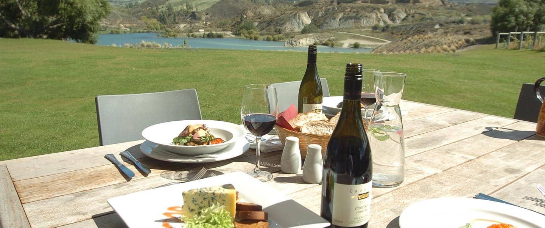 Rejs med Risskov Rejser til New Zealand inklusiv god frokost og vin