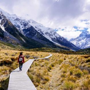Udflugter i New Zealand - Risskov Rejser