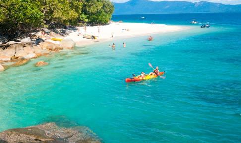 Fitzroy Island Resort - Risskov Rejser