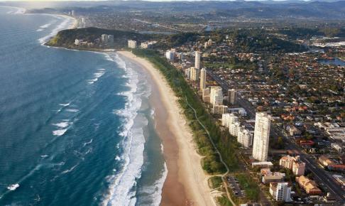 Gold Coast, Australien - Risskov Rejser