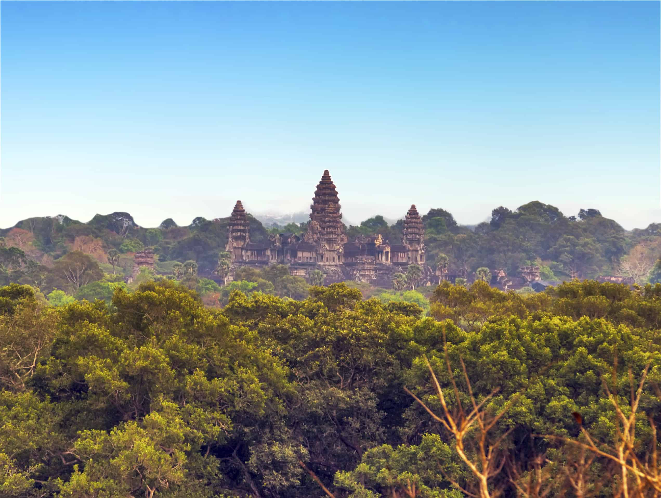 Angkor Wat, Siem Reap, Cambodia - Risskov Rejser