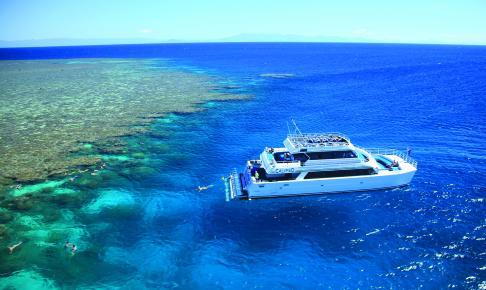 Sejltur til Low Isles – Great Barrier Reef - Risskov Rejser