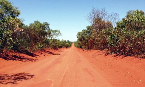 Cape Leveque Road - Risskov Rejser