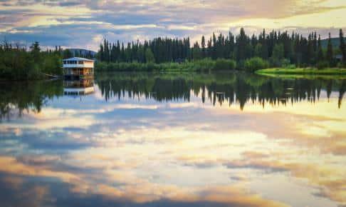 Fairbanks landskab - Risskov Rejser