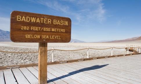 Badwater Basin - Risskov Rejser