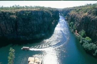 Katherine Gorge Cruise - Risskov Rejser