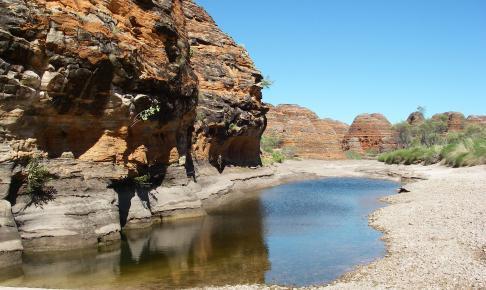 Piccaninny Creek - Risskov Rejser
