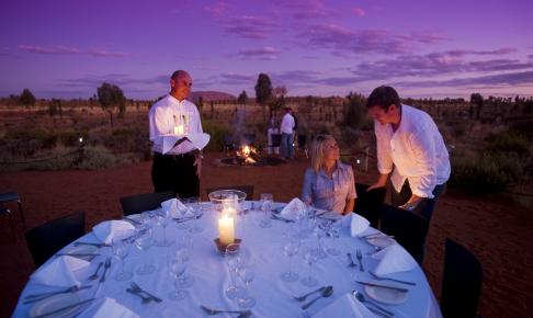 Sound of Silence Dinner