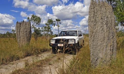 Kakadu & Litchfield i 4WD - Risskov Rejser
