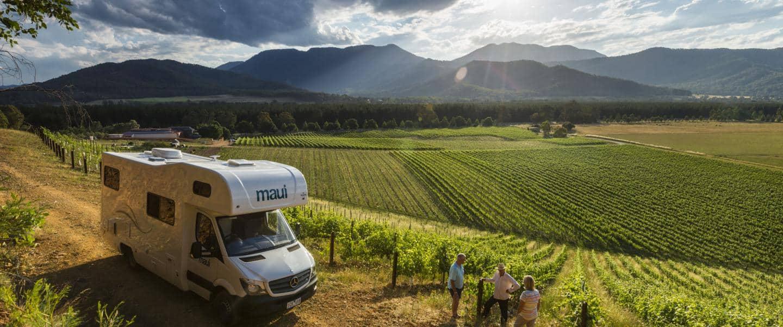 Vinmark i Australien - Risskov Rejser