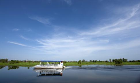 Yellow Water Billabong, Kakadu - Risskov Rejser