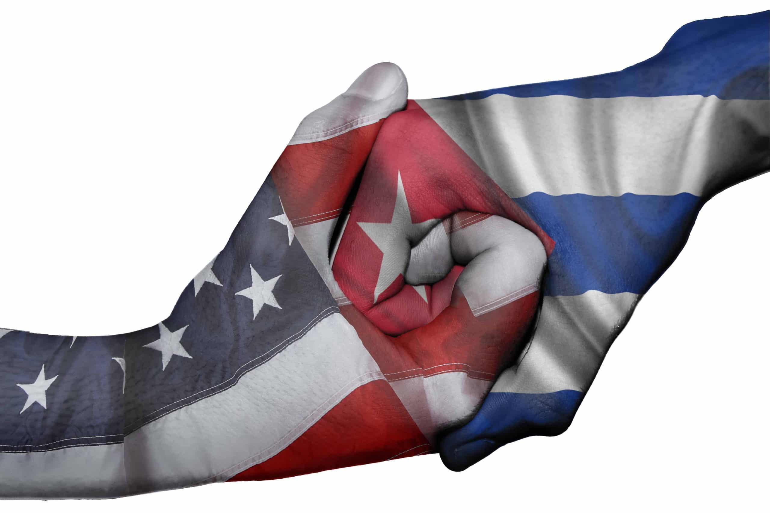 Håndtryk mellem USA og Cuba - Risskov Rejser
