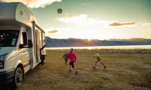 MAUI Sunset - Autocamper i New Zealand - Risskov Rejser