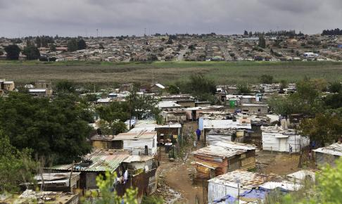 Soweto Squatters Village