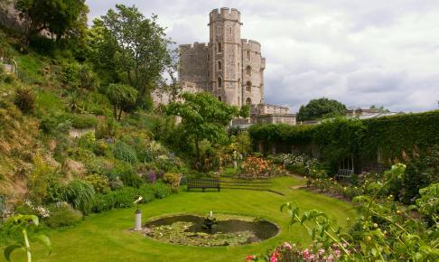 Det kongelige slot Windsor Castle, United Kingdom - Risskov Rejser