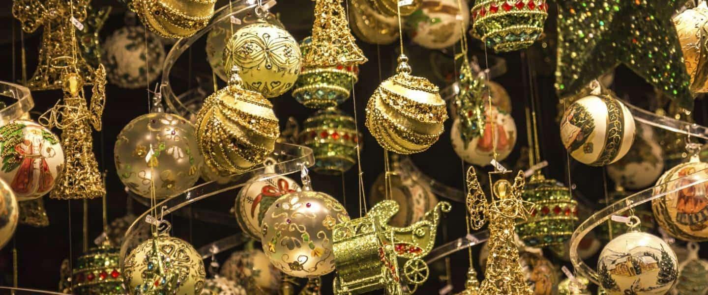 Julekugler og julepynt - Vienna - Risskov Rejser