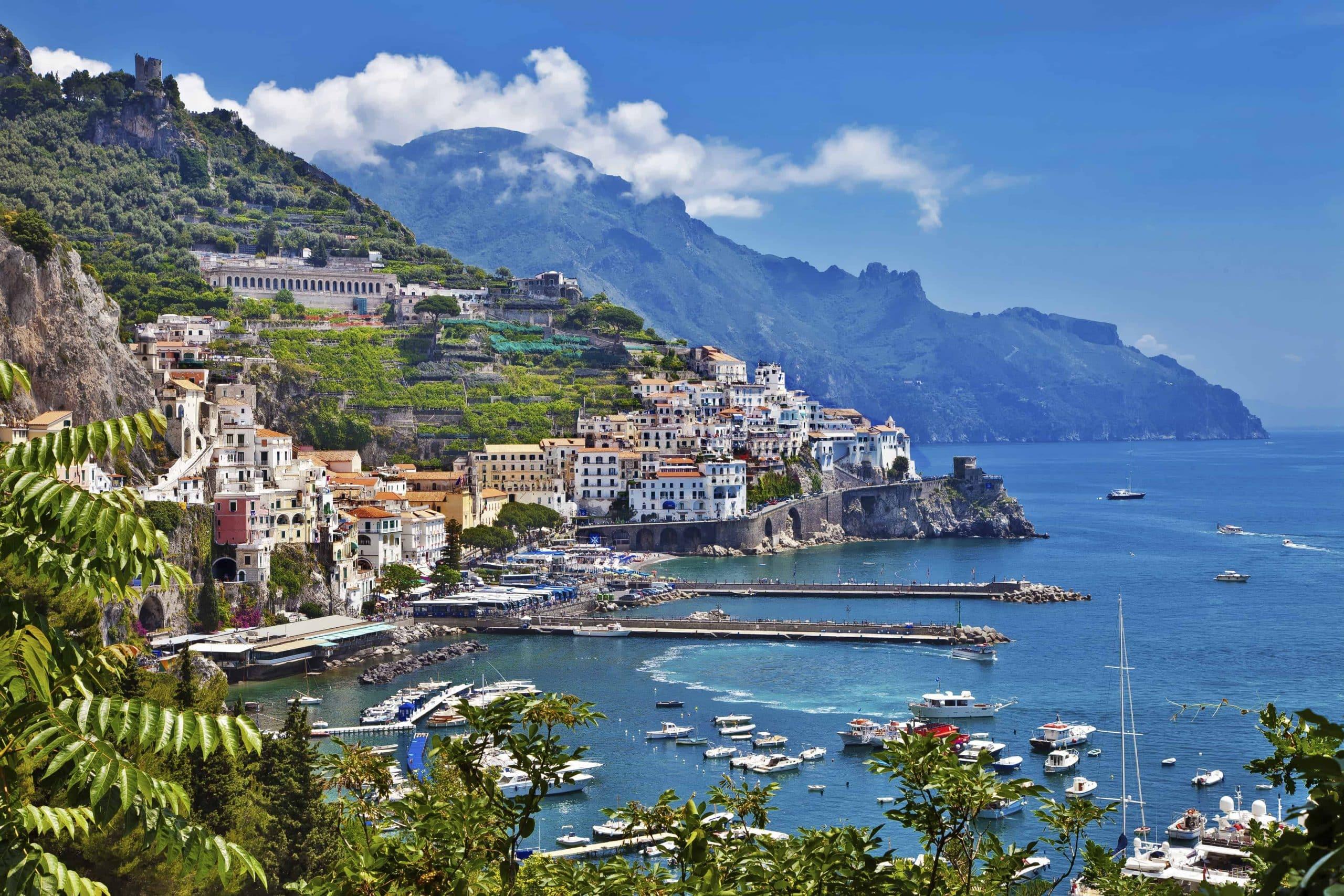Amalfi Italien