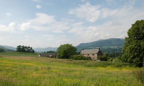 Landskaber omkring Pitlochry