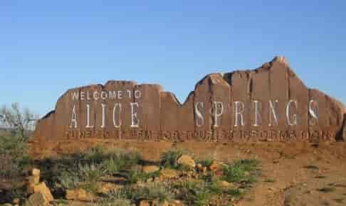 Alice Springs, Australien - Risskov Rejser