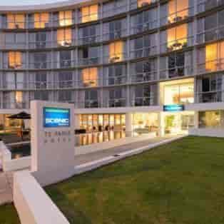 Scenic Circle Te Pania Hotel - Risskov Rejser