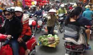 Marked i Vietnam - Risskov Rejser