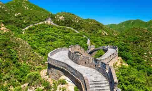 Den kinesiske mur, Badaling
