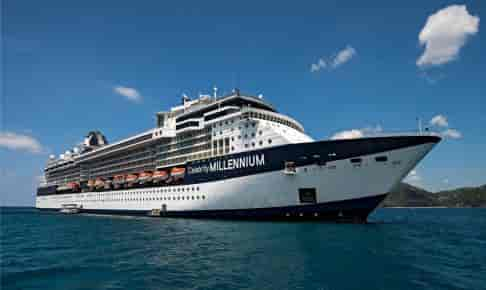 Celebrity Cruise Millennium