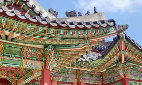 Gyenogbokgung Palace