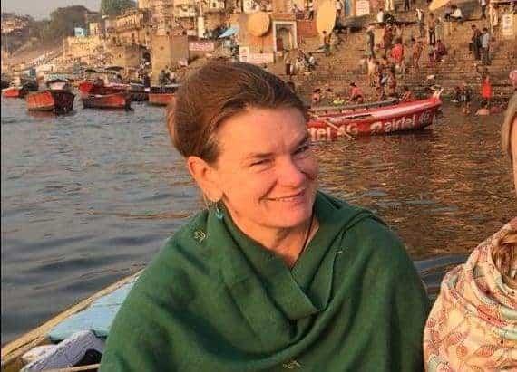 Josefine og Henriette sammen i Indien - Risskov Rejser
