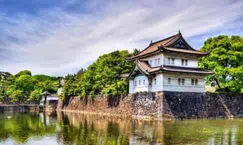 Kejserpaladset Tokyo