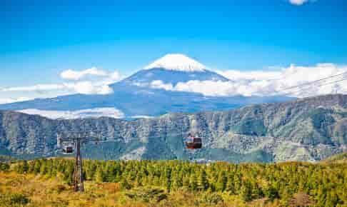 Komagatake-kabelbanen - Risskov Rejser