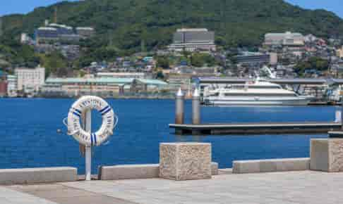 Nagasaki havn