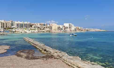 Qawra Malta