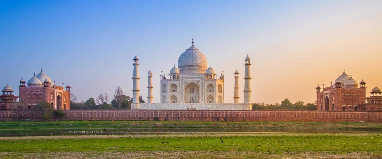 Taj Mahal - Indien - Risskov Rejser