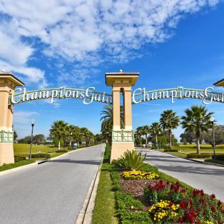 Championsgate Premium Homes Orlando