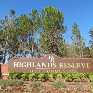 Highlands Reserve Executive Homes Orlando Florida
