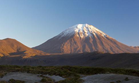 Nationalparken Tongariro, New Zealand - Risskov Rejser