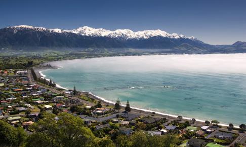 Rejseforslag – motorhome-ferie i New Zealand fra nord til syd - Risskov Rejser