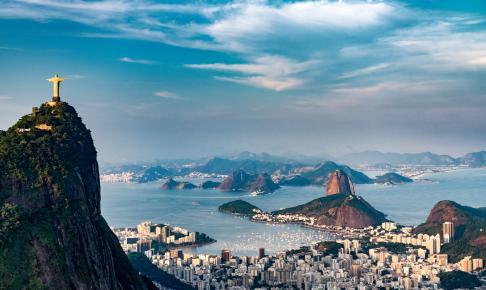 Rio de Janeiro med den imponerende Kristus-statue - Risskov Rejser