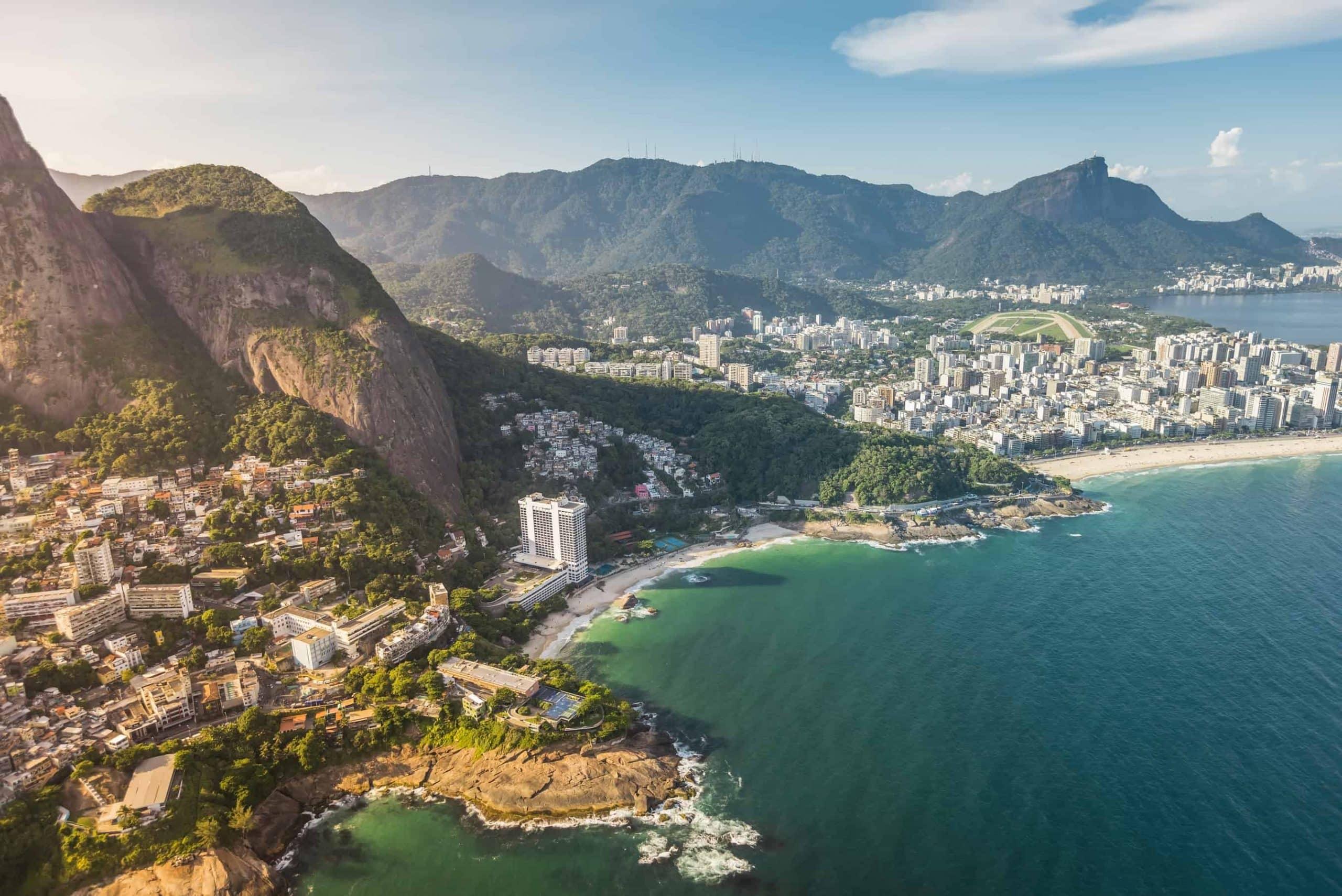 Ipanema-stranden i Rio de Janeiro - Risskov Rejser
