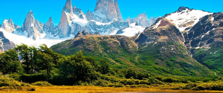 Smukt landskab i Los Glaciares National Park - Risskov Rejser