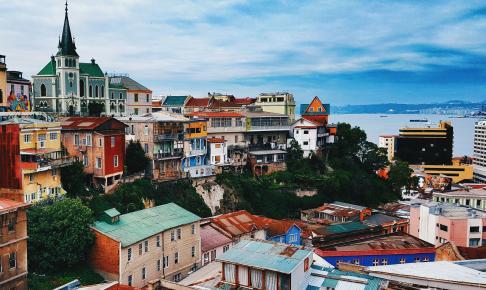 Den charmerende havneby Valparaiso - Risskov Rejser
