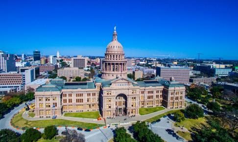 Texas State Capitol Building - Risskov Rejser