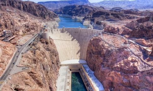 Hoover Dam i USA