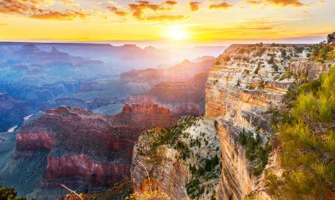 Grand Canyon National Park i USA