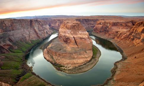 Horseshoe Bend i Arizona - Risskov Rejser