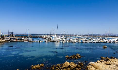 Monterey Bay Harbor - Risskov Rejser