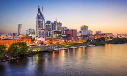 Nashville i Tennessee