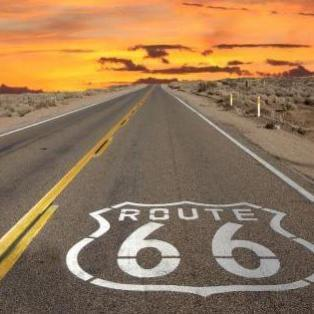 Oplev Route 66 med Risskov Rejser